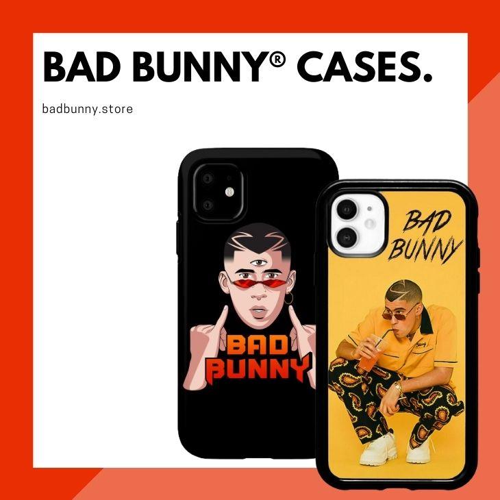 Bad Bunny Cases