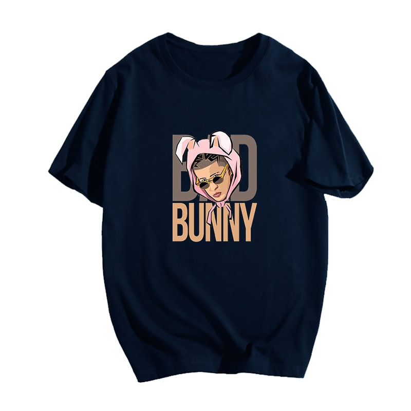 bad bunny essential t shirt bbm0108 6999 - Bad Bunny Store