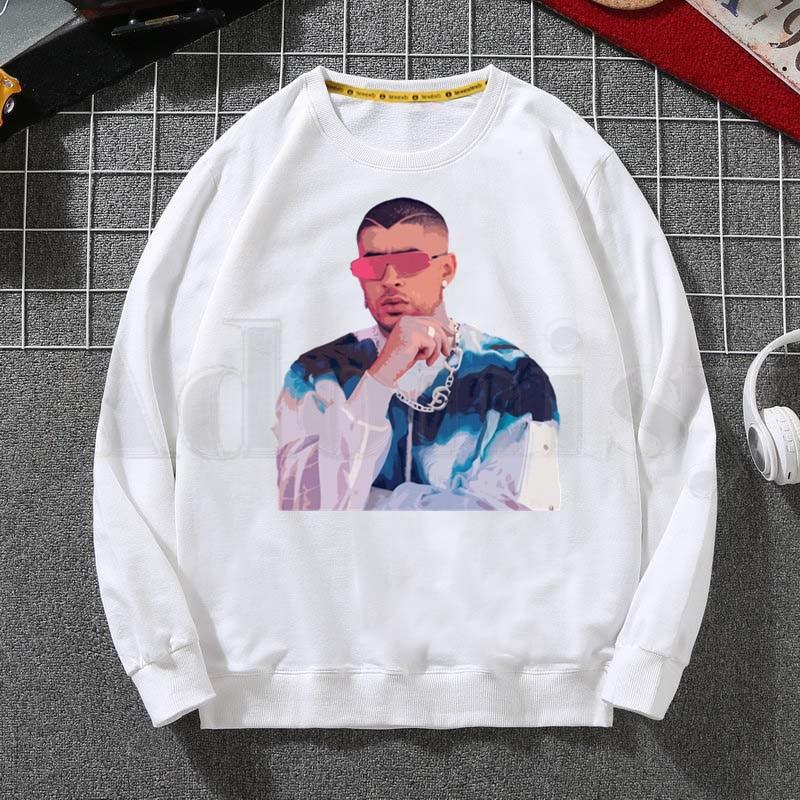 bad bunny estamos bien sweatshirt bbm0108 4287 - Bad Bunny Store