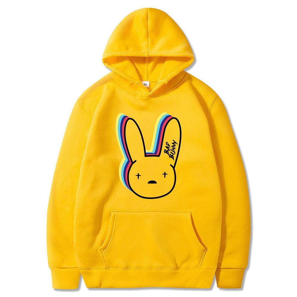 bad bunny logo hoodie bbm0108 5253 - Bad Bunny Store