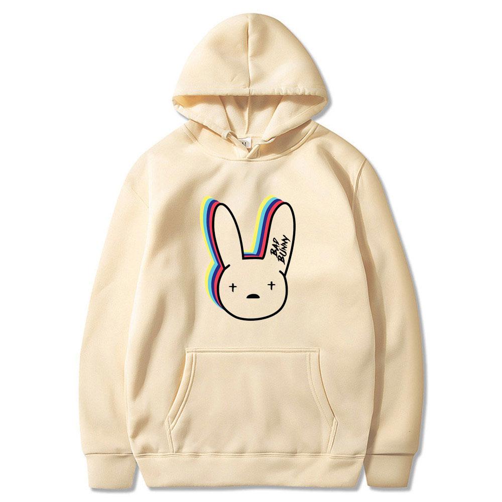 bad bunny logo hoodie bbm0108 6413 - Bad Bunny Store