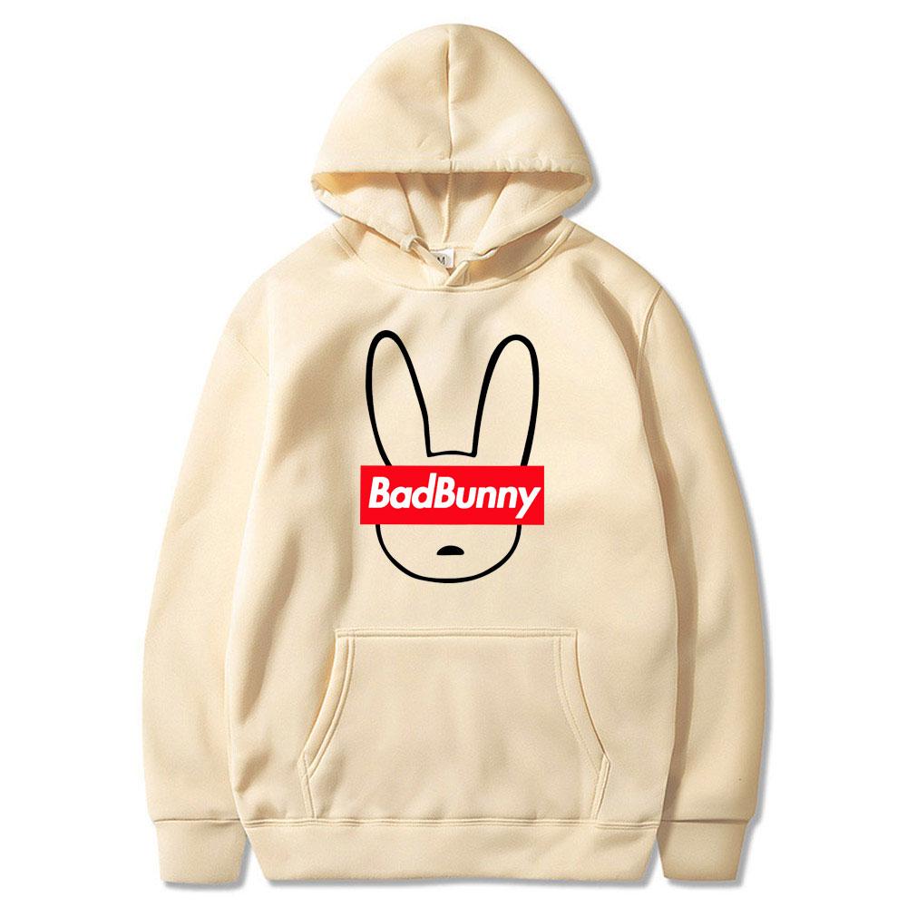bad bunny logo sweatshirt bbm0108 3028 - Bad Bunny Store