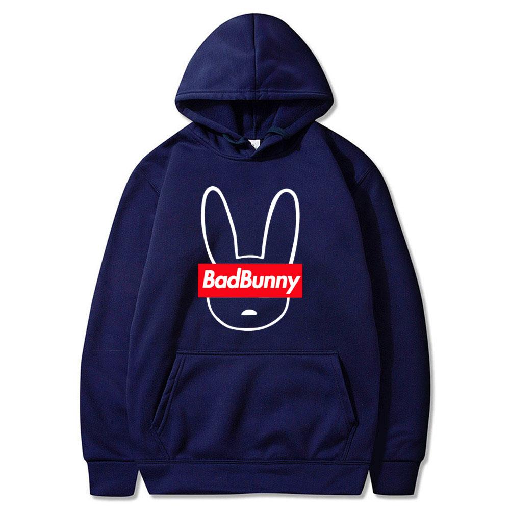 bad bunny logo sweatshirt bbm0108 5174 - Bad Bunny Store