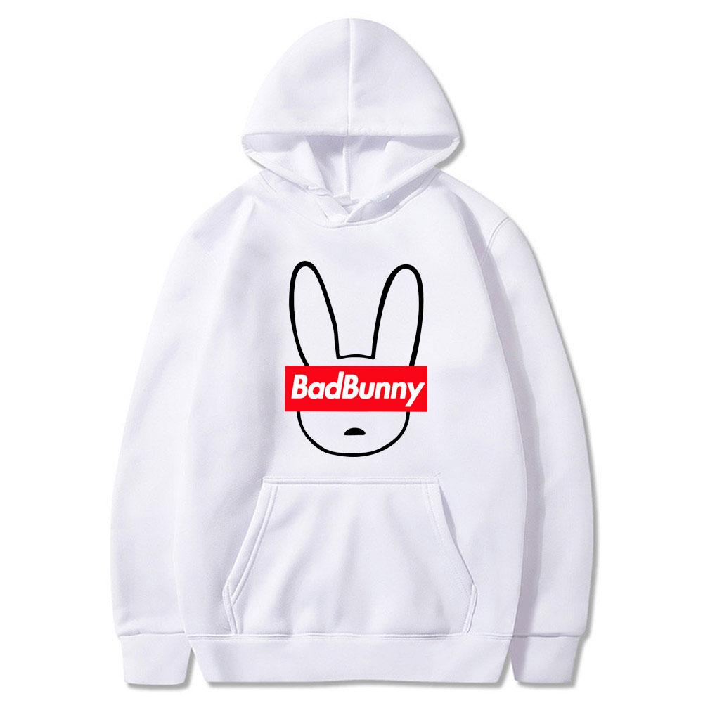 bad bunny logo sweatshirt bbm0108 6687 - Bad Bunny Store