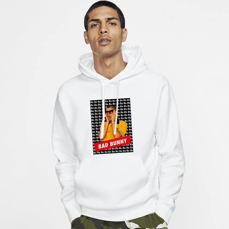 bad bunny oversized hoodie bbm0108 7115 - Bad Bunny Store